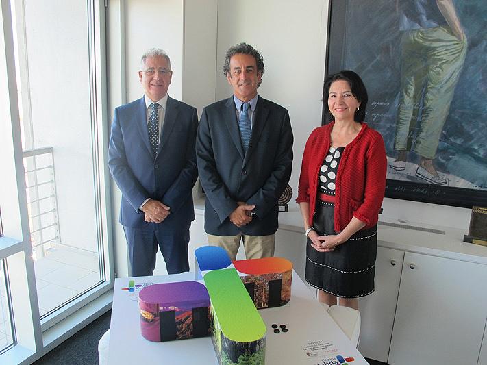 Turismo y Viajes El Corte Inglés firman un acuerdo para promocionar Cantabria en Portugal y comercializar paquetes