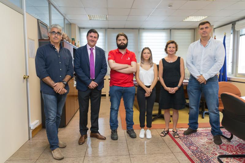 Dos alumnos cántabros participarán en los campeonatos europeos de Formación Profesional 'Euroskills 2018' en Budapest
