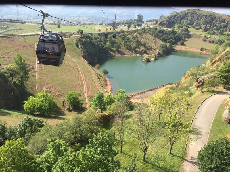 Cabárceno y Fuente Dé reciben 13.000 visitas en el puente de diciembre