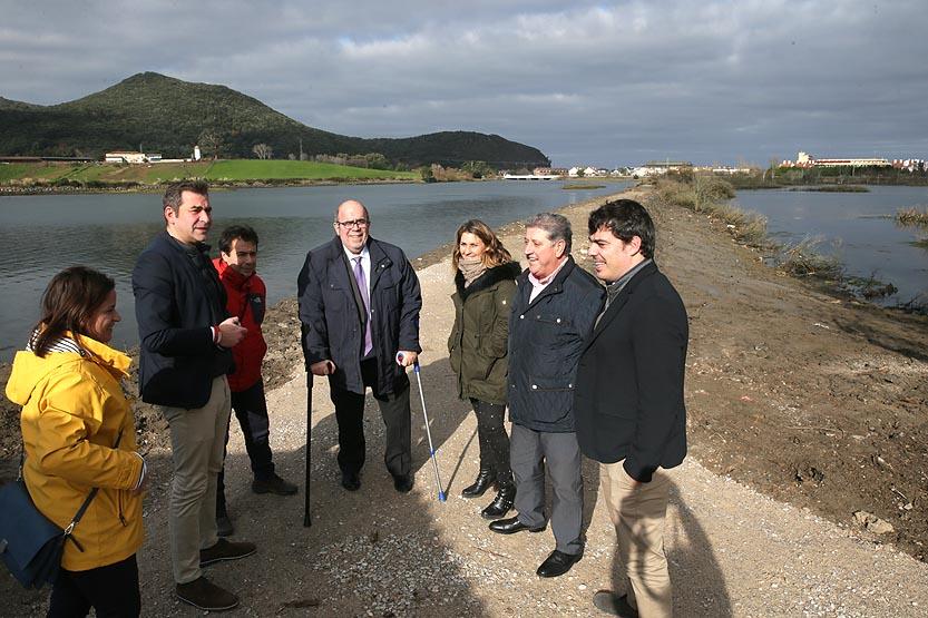 Medio Rural financia con más de 106.000 euros obras en Santoña gestionadas por el Grupo de Acción Costera Oriental