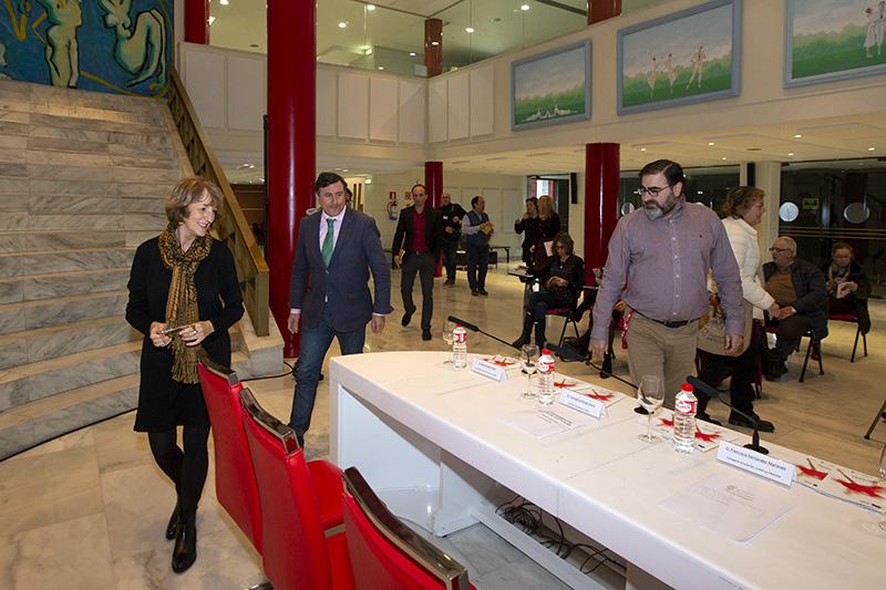 Más de 30 espectáculos conforman la nueva programación del Palacio de Festivales hasta el próximo mes de junio