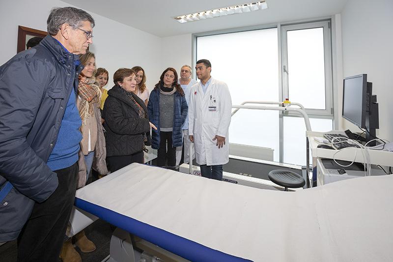 Castro Urdiales cuenta ya con seis especialidades hospitalarias tras la incorporación de una consulta de cardiología de alta resolución