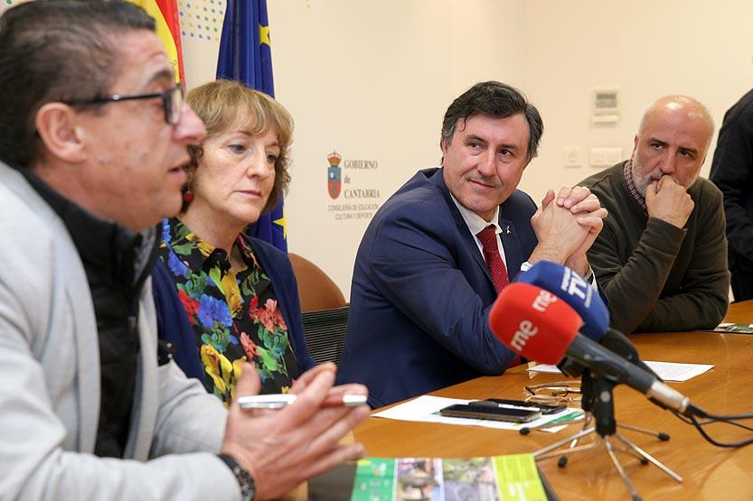 El Gobierno organizará unas jornadas sobre la cultura y el mundo rural en Cantabria