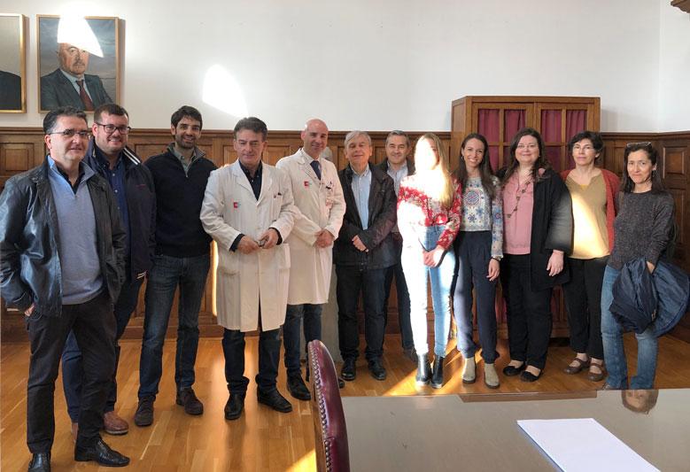 Valdecilla exporta su modelo único de atención integral del paciente como centro de excelencia en reumatología