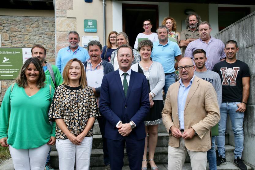 El Gobierno financia 11 proyectos en la comarca Saja-Nansa con más de 124.000 euros