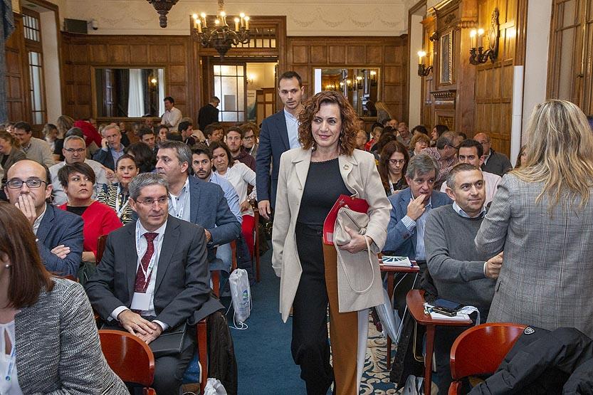 Ana Belén Álvarez afirma que el Gobierno trabajará