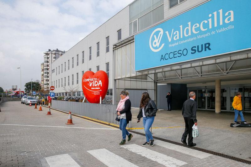 El Gobierno de Cantabria ofrece a los usuarios castreños del autobús regional una parada en Valdecilla Sur