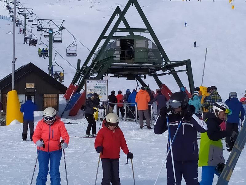 Alto Campoo, Cabárceno y Fuente De reciben 24.119 visitas en el puente de diciembre