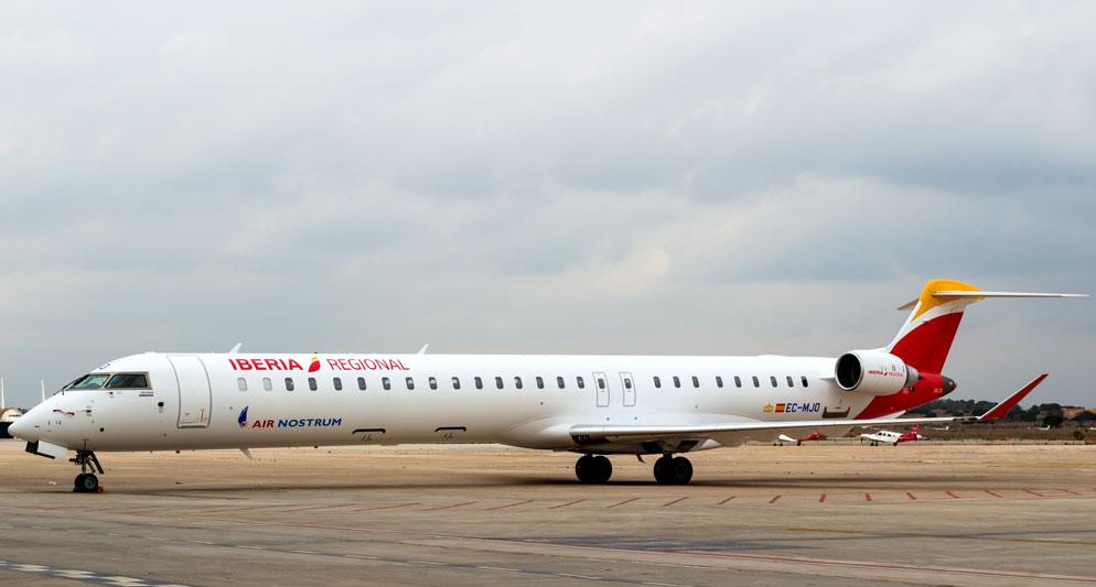 Cantabria contará con dos vuelos a Madrid cuatro días a la semana