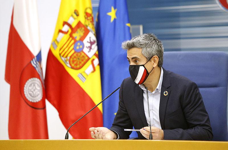 Educación y Sanidad concentrarán la mayor parte del incremento del Presupuesto de 2021 que rondará los 160 millones de euros