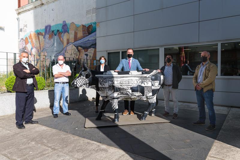 Blanco anuncia que Cantabria será declarada oficialmente libre de brucelosis bovina