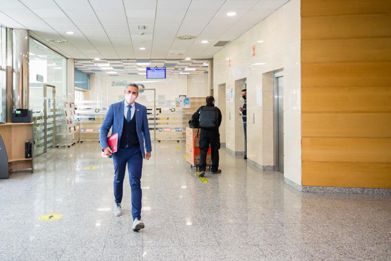 Cantabria tiene vacunada contra la COVID al 14,5 de la población con la primera dosis y al 7,8% con la pauta completa tras administrar 130.177 vacunas