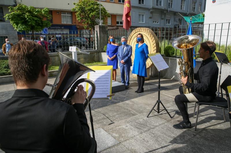 Cantabria reivindica el valor de Europa como garantía de la cohesión social y la recuperación tras la pandemia