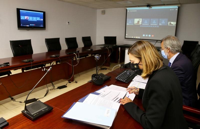 Aprobado el Plan de formación del CEARC destinado a los empleados públicos para el segundo semestre con 2.245 plazas