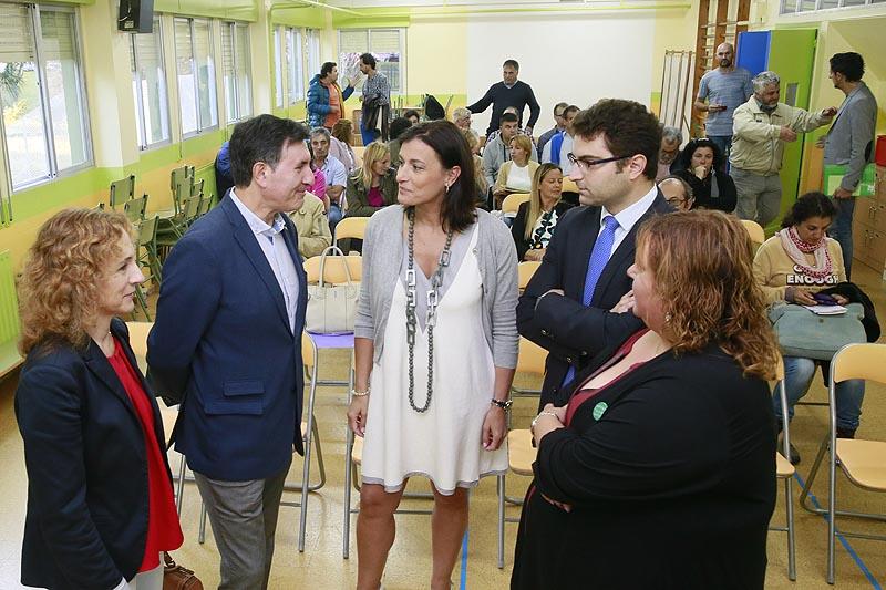 Mañanes afirma que la Consejería va a seguir con su política de