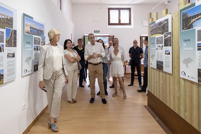 Miera estrena oficina de información turística para promocionar el atractivo patrimonio natural y cultural de esta zona
