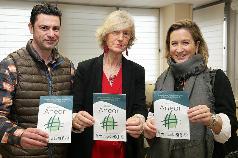 Lombó traslada su apoyo y colaboración a las agencias de viajes receptivas para ampliar y mejorar la imagen de marca de Cantabria
