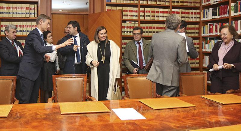 El Gobierno de Cantabria comenzará en primavera la ejecución del plan de reordenación de sedes judiciales en Santander