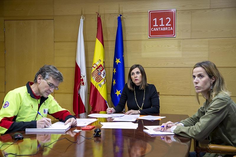 Presidencia coordina la respuesta a la emergencia sanitaria desde el ámbito de la protección civil
