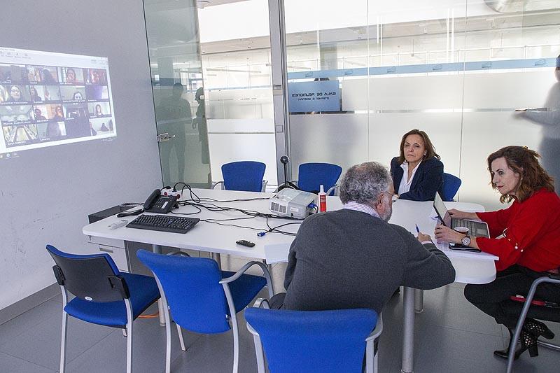 Ana Belén Álvarez pide al Ministerio de Derechos Sociales cambios normativos para garantizar la atención a las personas dependientes y con discapacidad